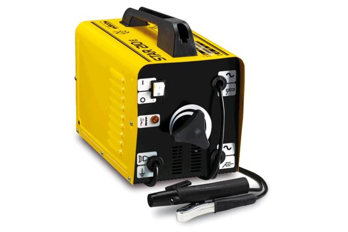 Апарат заваръчен ( рутилови, неръждаеми електроди)- 2 години гаранция - 030 DEC 514