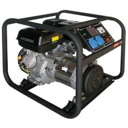 Мотогенератор HY6000 - 4,4 kW HYUNDAI -2 години гаранция- Южна Корея