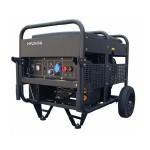 Заваръчен агрегат HYW 190AC HYUNDAI- 2 години гаранция - 08011