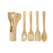 Sets of kitchen utensils