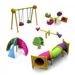 Playgrounds and accessories