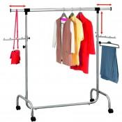Закачалки за дрехи и стойки