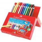 Цветни моливи и флумастери