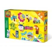 Children's craft toys