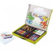 Coloring and painting kits
