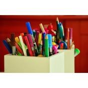 Writing and drawing materials