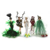 Dolls for collection