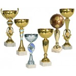 Cups, trophies, medals