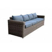 Garden sofas and armchairs