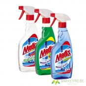 Почистващи препарати за прозорци
