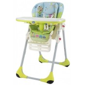 Chairs and baby feeding accessories