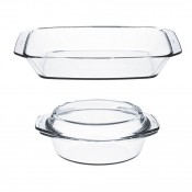 Heat resistant dishes