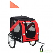 Bicycle baskets and trailers