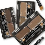 Eyebrow shaping products