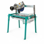 Machines for cutting facing materials