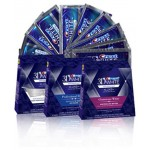 Tooth whitening strips and products
