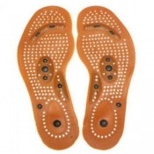 Plasters and insoles