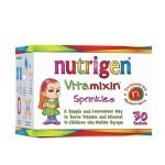 Vitamins and nutritional supplements for babies