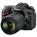 Фотоапарати DSLR