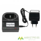 Chargers for battery machines