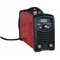 Inverter electric Greenyard - IGBT - MMA 200A real amps - electrodes 1 mm to 4 mm - 1 year warranty